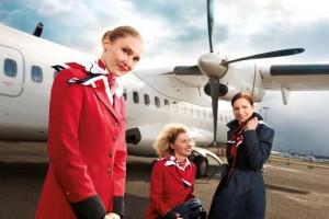 Eurolot Steward / Stewardessa