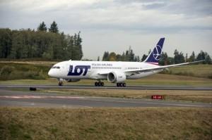 Polskie linie lotnicze LOT Boeing 787 Dreamliner