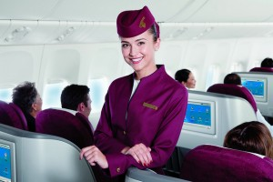 Qatar Airways Cabin Crew Praca