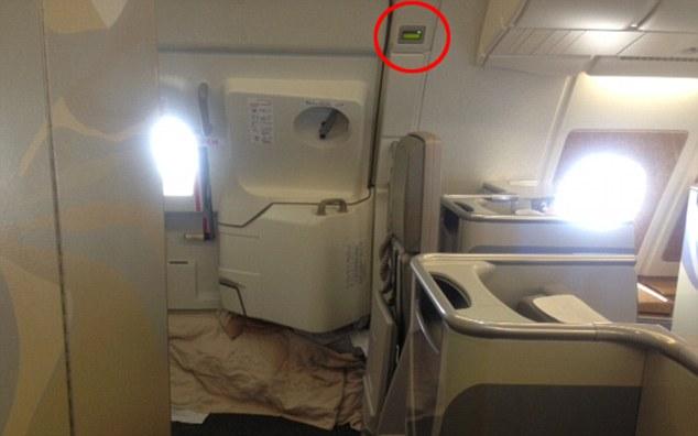Emirates Emergency Exit Door Opened In Explosion On