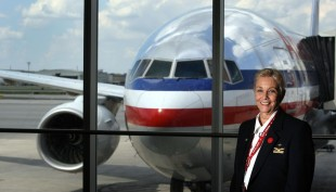 American Airlines' longest serving flight attendant retires after 53 years and 8,000 flights