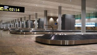 Baby killed on airport luggage carousel