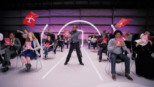 Virgin America safety video: behind the scenes