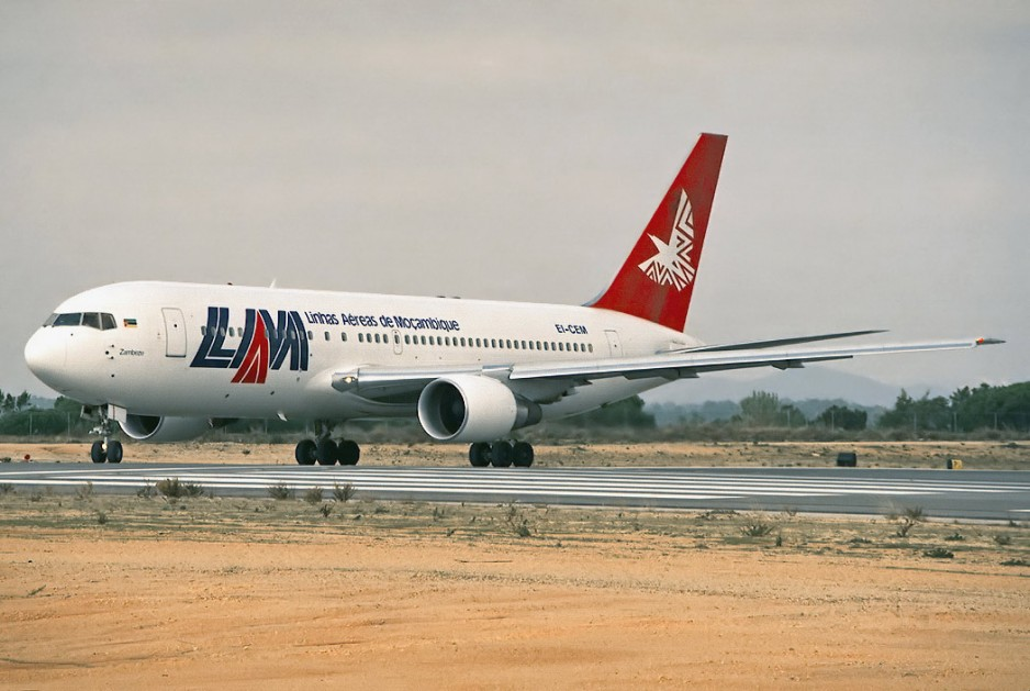 LAM Mozambique Airlines