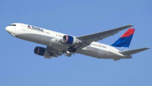 Drunk honeymooner punched flight attendant