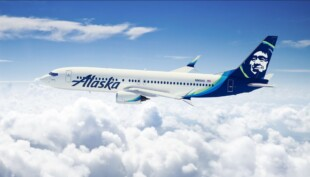 Alaska Airlines takes delivery of its first Boeing 737 MAX 9