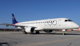 EGO Airways - Italy's Newest Airline Ready to Start Operations