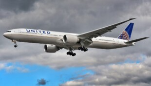 United Airlines passenger fined $50,000 for hitting flight attendant